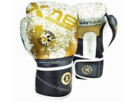 Leather Boxing/Kickboxing/Martial Arts Training Gloves
