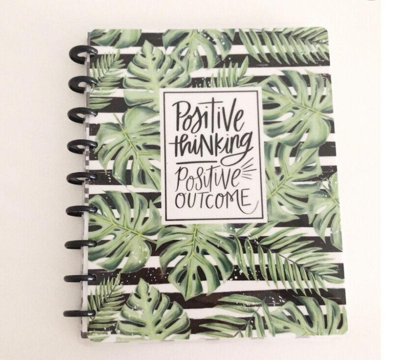 The happy Planner Notebook