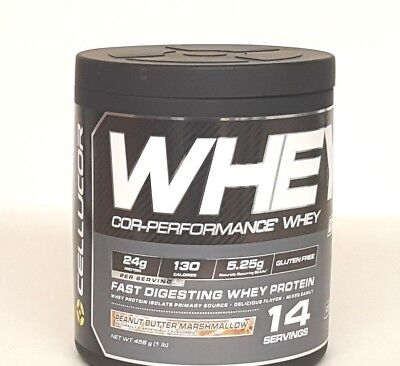 Cellucor Limited Edition Whey Protein 1 lb Peanut Butter Marsmallow