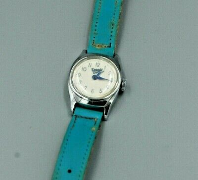 Vintage Donald Duck Children's Wind-up Watch, Original Band