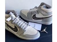 Dior Jordan 1s
