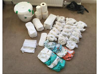 Little lamb reusable nappies