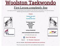 Woolston Taekwondo