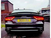 AUDI A7 3.0 DIESEL 2 OWNERS HAD A STAGE 2 REMAPP