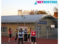Netball players wanted for new team at Brixton Monday league