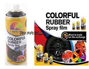 bombe de peinture jante spray couleur noir neuf ebay. Black Bedroom Furniture Sets. Home Design Ideas