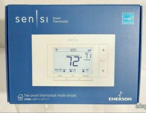 Sensi ST55U Smart Home Thermostat - Brand New