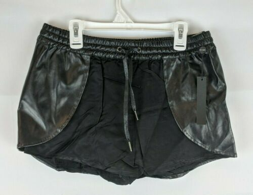 Blank NYC Shorts, Black, Women