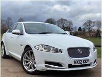 Jaguar, XF, Saloon, 2012, TD Luxury, 2179 (cc), 4 doors