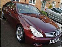 Mercedes-Benz, CLS, Coupe, 2006, Auto, 2987 (cc), 5 doors, Low Mileage