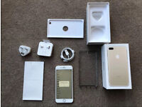 iPhone 7 Plus Gold 128gb Unlocked Boxed