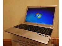 Samsung RV515, I3 Laptop, 4gb ram, 500gb HDD, webcam, HDMI, Wifi DVD