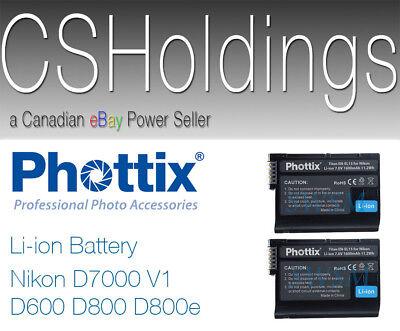 Дистанционное управление затвора New Phottix EN-EL15