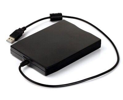 "1.44Mb 3.5"" USB External Portable Floppy Disk Drive Diskette FDD For Laptop PC"