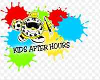 Late Night Weekend Child Care *Friday & Saturday Nights*