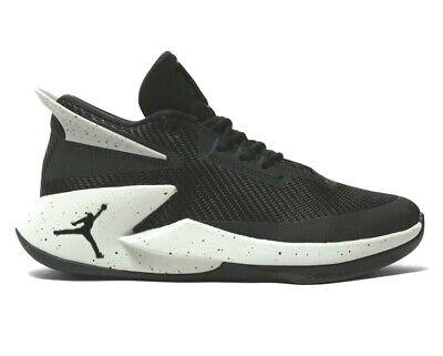 Nike Air Jordan Fly Lockdown Black Tech Grey Mens Basketball Shoes AJ9499 010