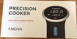Anova Sous Vide Precision Cooker Wi-Fi & Bluetooth 220-240V AU Plug Kitchen Cook