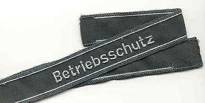 Ärmelband DDR Betriebsschutz