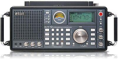 Eton NELITE750 Elite 750 AM/FM/LW/VHF/Shortwave Single Side Band SSB Radio, NEW