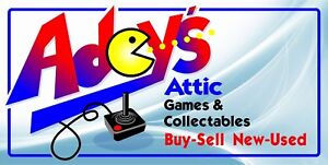 Adey's Attic Games & Collectables !!!