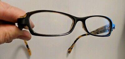 Face a Face Tortoise Maya 3 Col 389 Rectangular Frames Eyeglasses (Rectangular Face Glasses)