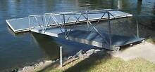 Pontoon System - Strut Brace Pontoon and Catwalk System Runaway Bay Gold Coast North Preview