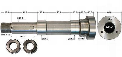 10247 GG-Tools  Spindelwelle für Drehmaschine