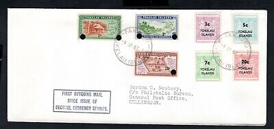 Tokelau Islands - 1967 Decimal Issue First Day Cover