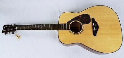Yamaha FG700S Solis Top 6 String Acoustic  Guitar w/ gig bag