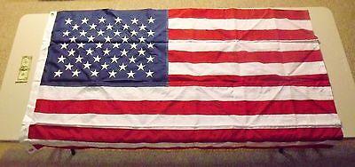 Flags - U.S. Flag flown over Camp Fallujah, Fallujah, Iraq, OIF 2006, No Certifi