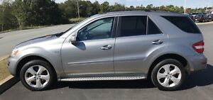2010 Mercedes ML350 Bluetec
