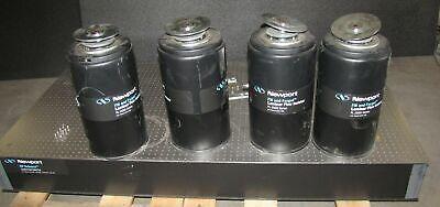 Newport Rp Reliance 72x36x24 Optical Table W Laminar Flow Isolators 2905