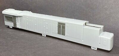 HO SCALE GE U33C PHASE 1 LOW INTAKE SHELL MODIFIED WITH KV MODELS ETCHED PARTS comprar usado  Enviando para Brazil