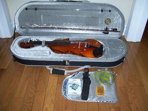 4/4 Baroque Violin