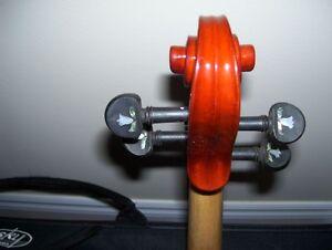 4/4 New Electric Violin St. John's Newfoundland image 6