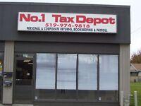 No.1 Tax Depot