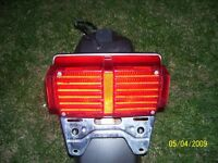 Honda Goldwing 1100 GL1100 taillight brake light 1983