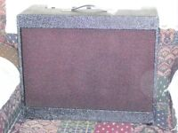GREAT FIRST TIME GUITAR TUBE AMP 1960s