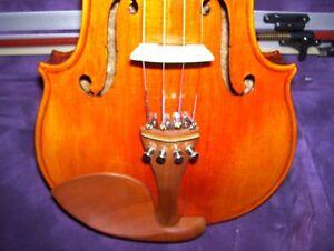 A beautiful 4/4 birds eye maple violin. St. John's Newfoundland image 5