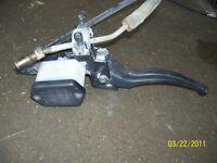 Polaris Sportsman Ranger UTV Magnum brake lever