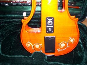 4/4 New Electric Violin St. John's Newfoundland image 7