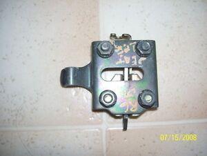 Yamaha R6 seat lock 1999