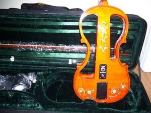 4/4 New Electric Violin St. John's Newfoundland image 5
