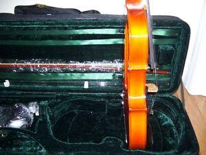 4/4 New Electric Violin St. John's Newfoundland image 4