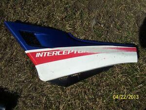 Honda Interceptor 1000 VF1000 side cover side panel