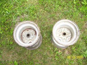Honda 9 inch rims 4x110 bolt Honda TRX350 TRX400 350X brake hubs
