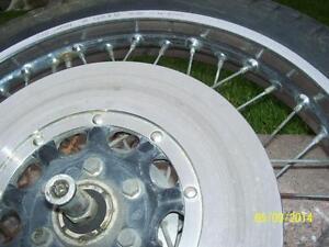 Honda CB750K brake rotor brake disc