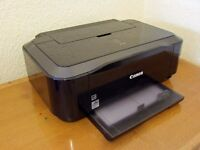 Canon ip4700 inkjet Photo Printer with accessories + full set of ink