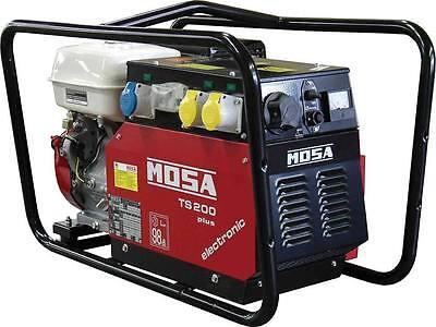 Welder Generator Mosa Ts 200 Bsel Plus