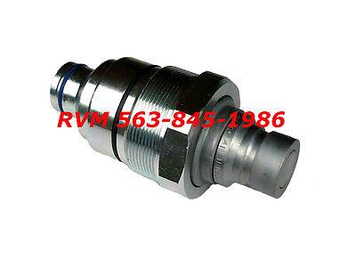 Bobcat 7246799 Male Hydraulic Hi Flow Coupler Skid Steer T650 T750 T770 T870